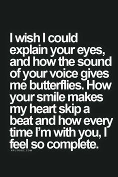 I Love ya!