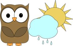 Owl Classroom Weather Helper