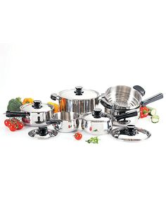 Home | Cookware Sets | Venezia 11 Piece Cookware Set | Hudson's Bay Hudson Bay, Cookware Set, Gifts, Couple, Accessories, Happy, Favors, Couples, Presents