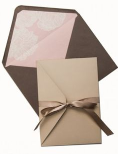 Pink pocketfold wedding invitations : Pink and Sand are lovely for a elegant and sophisticated design. Printed with high quality press. Pocketfold Invitations, Pink Wedding Invitations, Pocket Invitation, Pink Sand, Gift Wrapping, Bows, Prints, Paper Wrapping, Arches
