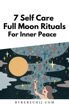 7 Magical Full Moon Rituals that will help you to heal and create magic! Try out these Full Moon Rituals for your inner peace and work with those powerful energies! Full Moon Spells, Full Moon Ritual, Full Moon Meditation, Spiritual Meditation, Spiritual Life, Next Full Moon, New Moon Rituals, Moon Magic, Moon Goddess