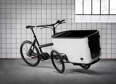butchers & bicycles, mk1 cargo trike, cargo trike, NuVinci N360, tektro disc brakes, front-loaded trike, electric cargo bike, cargo bikes