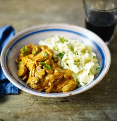 Pork fillet is a really tender cut so great for quick-cook dishes like Mary's creamy stroganoff