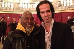 Nick Cave Meets Nick Cave—An Awesome, Inevitable Encounter | Chicago magazine | C Notes March 2013