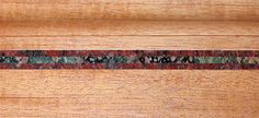 molding baseboard-- Ruby Red-- Verde Fuoco