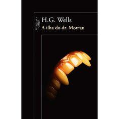 Livro - Ilha do Dr. Moreau, A