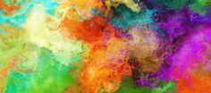 The Polish Playground: Abstract Watercolor Nail Art