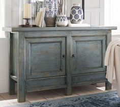 Just one piece can change the look and feel of the whole room. Bring global style home with Molucca Console.