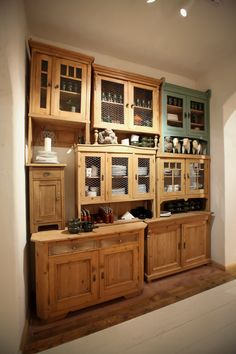 sideboards wall