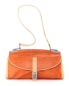 Caravel Shoulder Bag, Melon by Botkier at Last Call by Neiman Marcus.