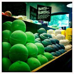 Lush Bath Bombs! <3