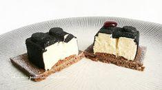 La mia pasticceria moderna: Cremoso al mascarpone e dulce de leche Biscotti, Mousse, Cheesecake, Blog, Desserts, Cacao, Design, Panna Cotta, Sweet Treats