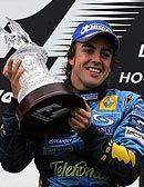 Fernando Alonso (2005 - 2006 Champion)