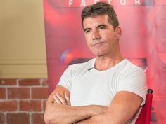 Simon Cowell: 'I'm over' the 'X Factor' sob stories Simon Cowell, Press Tour, Executive Producer, Music Tv, Factors, Beautiful People, Singer, Events, Sayings