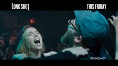 Long Shot is in theaters Friday starring Seth Rogen & Charlize Theron. Critics everywhere are talking! Long Shot, Charlize Theron, Powerful Women, Crushes, Shots, Concert, Movies, Friday, Films