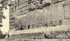 Baalbek was an ancient Phoenician city that was named by the name of the sky God Baal...