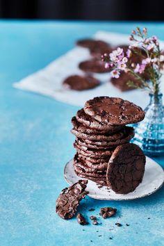 Suklaakeksit ilman jauhoja | Maku