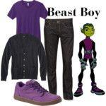 Beast Boy - Teen Titans