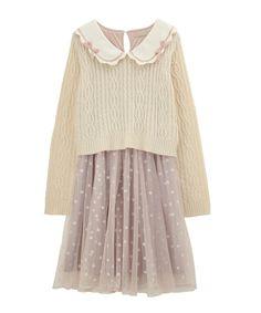 Mori Fashion, Fashion Sewing, Lolita Fashion, Romantic Girl, Romantic Outfit, Kawaii Dress, Kawaii Clothes, Pretty Outfits, Pretty Dresses
