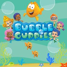 Bubble Guppies Ipad Wallpaper