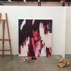 claudia art carroll artist painting painter sydney abstract landscape australian