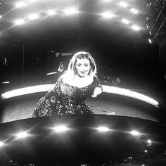 The singer got a bit flustered when an unexpected guest crawled onto her ankle during a concert in Auckland, New Zealand. Adele Quotes, Adele Love, Adele Adkins, Music Icon, Auckland, Love Her, Fans, Singer, In This Moment