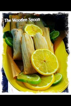 Tina's Tamales at The Wooden Spoon