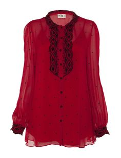Mitford Blouse by Temperley London