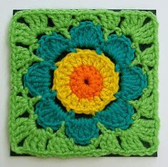 Groovy Textiles Special Request Crochet Pattern