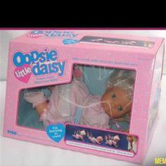 Oopsie Daisy!