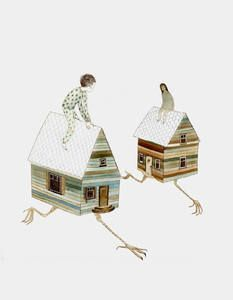 Julie Morstad - Illustrator - the Fashion Spot