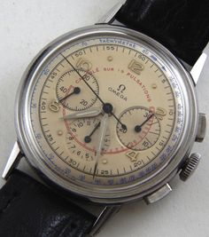 Just For Collectors OMEGA Chronograph 27 CHRO by EspecialWaches