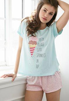 Pajamas For Teens, Pajamas All Day, Cozy Pajamas, Satin Pyjama Set, Pajama Set, Looks Camisa Jeans, Pijamas Women, Cute Pjs, Cute Sleepwear