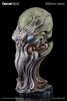 New Cthulhu and Metal Gear Solid V Items from Gecco - The Toyark - News