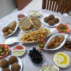 s7oor with falafel