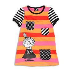 Tunic - Lindex Fashion Kids, New Fashion, Heart For Kids, Little My, My Princess, Kids Outfits, Women Wear, Short Sleeve Dresses, Tunic Tops