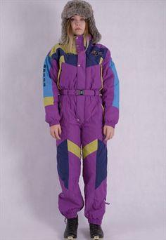 e88f63f1975 23 Best Ski onesie images