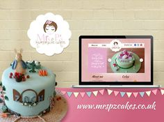 Check out my website at www.mrspzcakes.co.uk! Xx