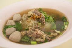 Receta de sopa china
