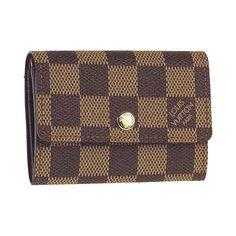 6517031fc1a49 Louis Vuitton N62920 Visitenkartenhalter Ebenholz Louis Vuitton ...