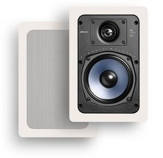 Polk Audio RC55i 2-Way In-Wall Speakers (Pair, White) Review