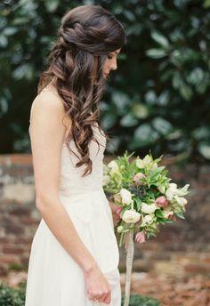 Photography: Sawyer Baird - www.sawyerbaird.com Read More: http://www.stylemepretty.com/2015/05/01/organic-evergreen-wedding-inspiration/