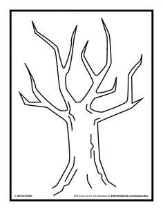 Finger Painting Activity - Tree Leaves - Art for Kids