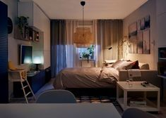 Home Decoration For Small House Product Ikea, Home Interior, Kitchen Interior, Studio Living, Living Room, Think Small, Palette, Small Changes, Minimalist Bedroom