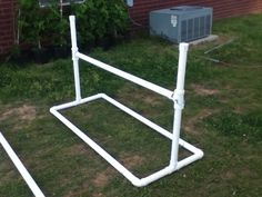 Easy to Make Horse Jumps   How to: Build jumps