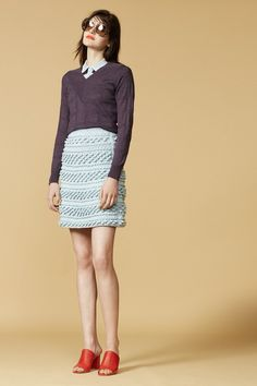 #Crochet in Orley #Fashion Collection Celebrates Family History
