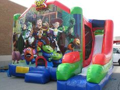 Inflatable Bouncers Jumpers  Bouncy Castles Toronto  Mississauga - Party Rentals for all Events!