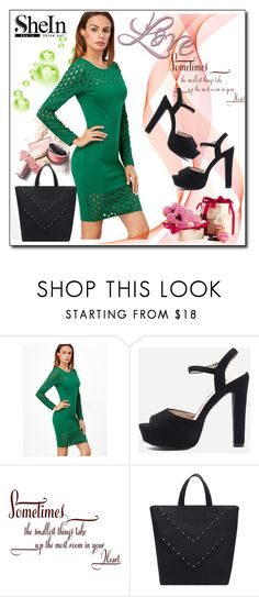 """""""shein 8"""" by aida-1999 ❤ liked on Polyvore featuring WALL"""