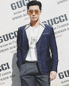 Park Seo Joon, Asian Hotties, Cute Korean, Actor Model, Asian Boys, Lee Min Ho, Korean Actors, Pretty Boys, Guys
