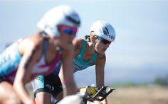 2014 Ironman World Championship: Women's Race